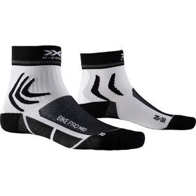 X-Socks Bike Pro Skarpetki, biały/czarny